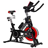 GOSPORT.IT Allenamento Spin Bike Cyclette AEROBICO Home Trainer, Bici da...