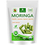 Moringa capsules 600mg o Moringa Energia compresse 950mg - Oleifera, vegan,...
