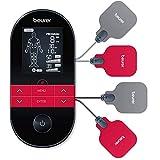 Beurer EM 59 Elettrostimolatore TENS/EMS con Funzione Calore: Terapia del Dolore...