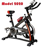 2020 Nuovo Sport Spinning Aerobico Esercizio Bici Indoor Training Fitness Cardio...