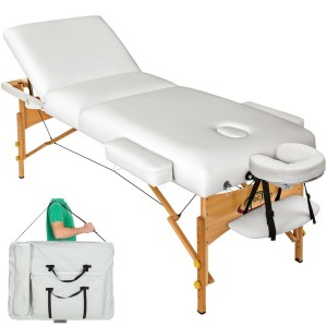 Lettino massaggi imbottito