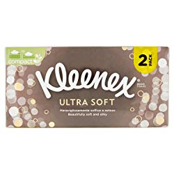 Kleenex Ultrasoft: fazzoletti morbidi e delicati